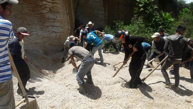 Accidente laboral deja tres muertos en San Juan Ostuncalco