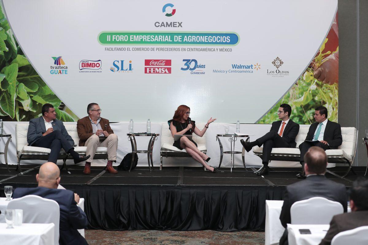 Estas son las propuestas de UNE y VAMOS para facilitar el comercio de alimentos perecederos con México