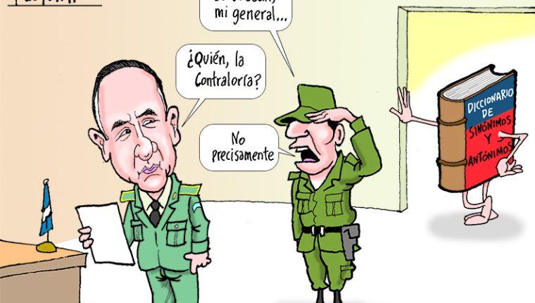 Personaje: Luis Miguel Ralda.