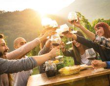 """Uno de los errores que cometen los catadores de vinos es hacer la separación de etiquetar un vino como """"bueno"""" o """"malo"""", cuando lo importante es distinguir específicamente qué le gusta de esta bebida y qué no. (Foto Prensa Libre: Servicios)."""
