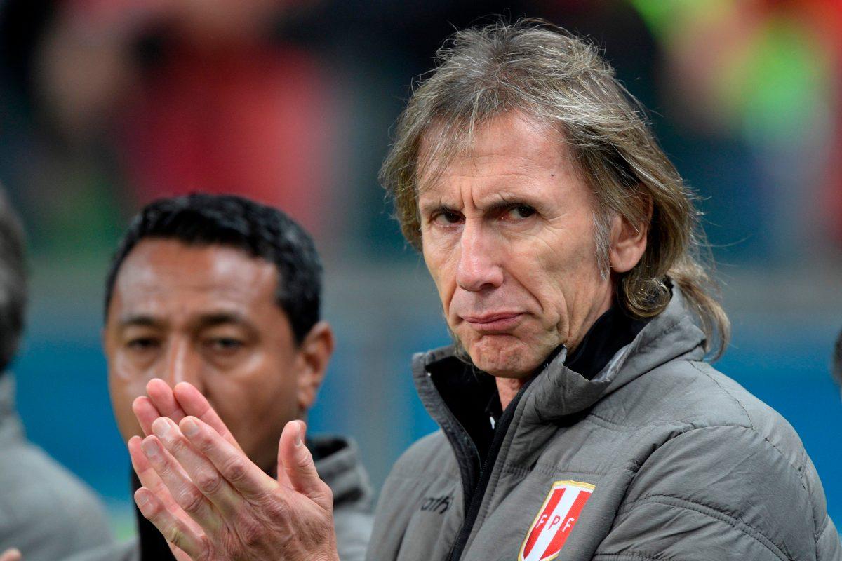 Gareca dice que Perú se enfoca en amistosos de cara a eliminatorias al Mundial de Qatar