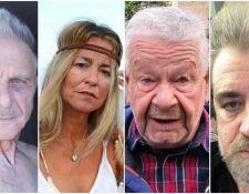 El filtro que muestra cómo serían las personas de ancianas es el que ha hecho viral a FaceApp. (Foto Prensa Libre: FaceApp)