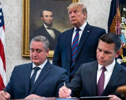 Torres y Giammattei consideran nuevo acuerdo con EE. UU como oscuro y falto de transparencia