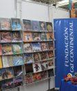 La Fundación G&T tendrá un stand en la feria del libro, donde presentarán su revista y los libros. Foto Cortesía