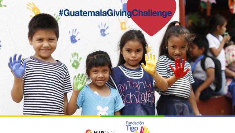 Fundación Tigo y HIPGive apoyará a las organizaciones sin fines de lucro por medio. Foto Cortesía