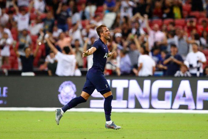 Cristiano anota pero un gol desde media cancha de Kane le da el triunfo al Tottenham