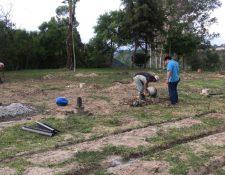 El huerto estará ubicado al final de la colonia Primero de Julio, zona 5 de Mixco.( Foto Prensa Libre: cortesía)