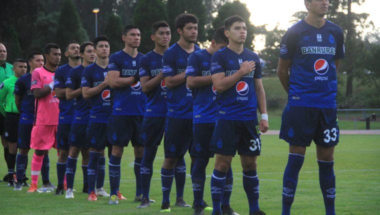 El equipo de Municipal ha jugado tres amistosos. El domingo termina su gira por Estados Unidos. (Foto Prensa Libre: CSD Municipal)