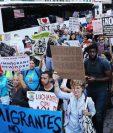 Ante las redadas masivas de inmigrantes hay organizaciones humanitarias y gobiernos atentos a los operativos. (Foto Prensa Libre: Hemeroteca PL)
