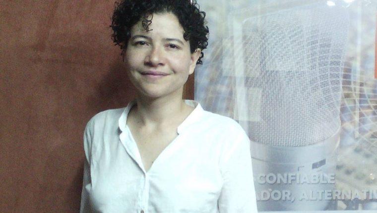 Juliana Cano Nieto, directora adjunta de campañas para las Américas de Amnistía Internacional. (Foto Prensa Libre: Redes sociales)