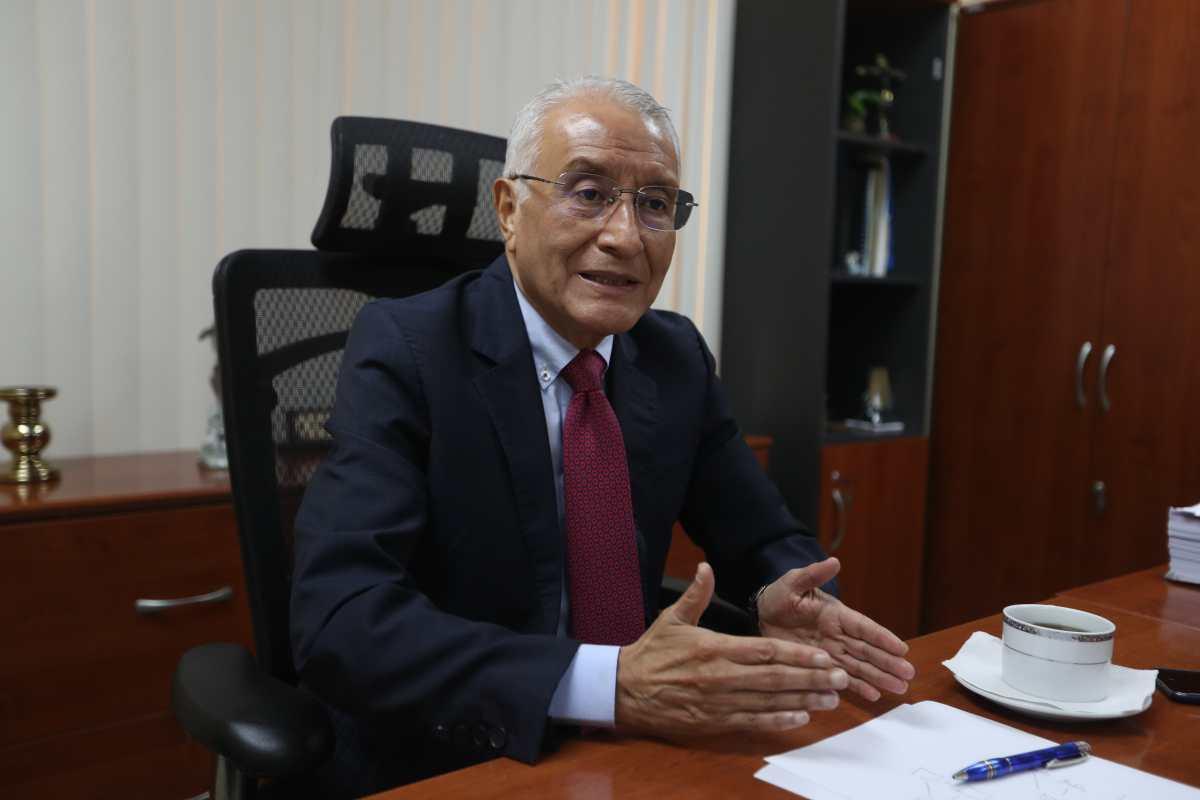 Magistrado Julio Solórzano: Intereses personales trataron de debilitar al TSE