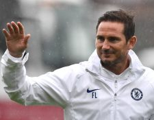 Frank Lampard comenzó con pie derecho su función de técnico, luego de un empate contra el Bohemians irlandés. (Foto Prensa Libre: Internet).