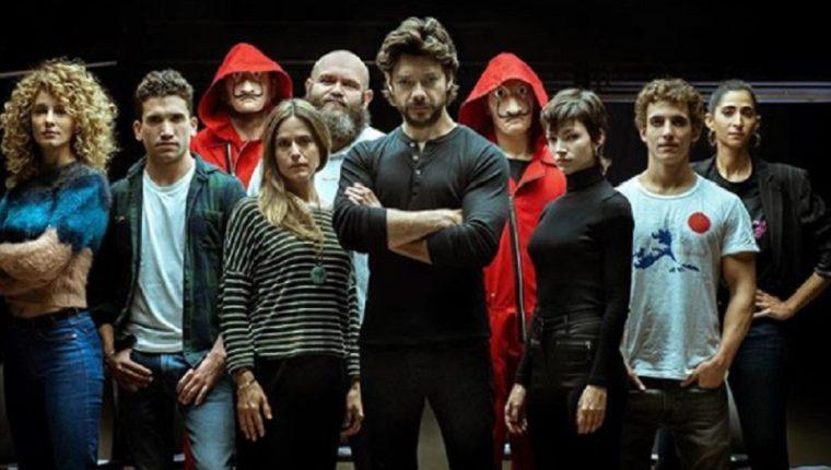 El año pasado la serie recibió el premio Emmy Internacional en la categoría de mejor drama. (Foto Prensa Libre: Netflix)