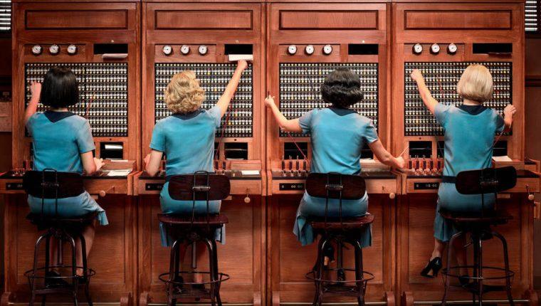 Una de las series más esperadas es Las Chicas del Cable. La producción fue reconocida con el Premio Ondas Nacional de Televisión a la Mejor Webserie de Ficción o Programa de Emisión Online en España. (Foto Prensa Libre: Netflix)