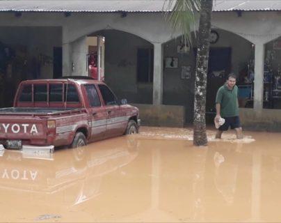 Durante el próximo trimestre (agosto, septiembre, octubre) se prevé que la temporada de lluvia se normalice y se intensifique en la boca costa y franja transversal del Norte. (Foto Prensa Libre: Hemeroteca PL)
