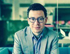 Luis von Ahn continúa con la promoción de Duolingo, la plataforma para aprender idiomas.  (Foto Prensa Libre: Forbes)