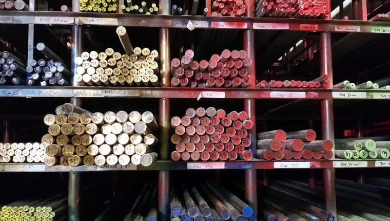 Material Corp es la franquicia lanzada por Euro Aceros, S. A. (Foto, Prensa Libre: Cortesía Material Corp).