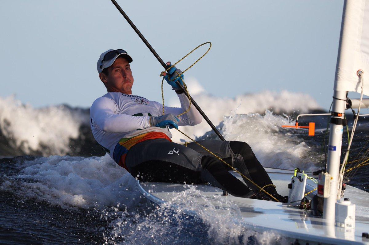 Juan Ignacio Maegli logra clasificación a Tokio 2020
