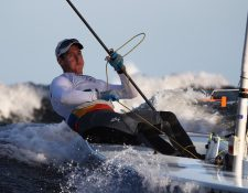 Juan Ignacio Maegli logró clasificarse a sus cuartos Juegos Olímpicos. (Foto Prensa Libre: COG)