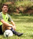 Esteban Marroquín es una de las apuestas de Municipal para la nueva temporada. (Foto Prensa Libre: Jeniffer Gómez)