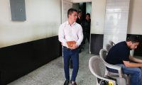 Marvin Estuardo Alfaro Bravo, alias Stuard. (Foto Prensa Libre: Kenneth Monzón)