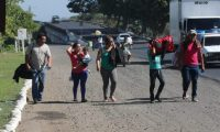 La falta de oportunidades obligan a los centroamericanos a emigrar hacia Estados Unidos. (Foto Prensa Libre: Hemeroteca PL)