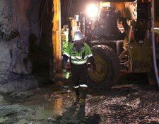 La Minera San Rafael es propietaria del proyecto de la mina El Escobal en San Rafael Las Flores, departamento de Santa Rosa. (Foto, Prensa Libre: Hemeroteca PL).