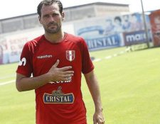 Montes comandará el ataque de la Selección de Perú en Lima 2019. (Foto Prensa Libre: redes)