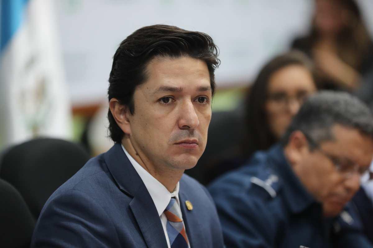 Rechazan solicitud de retiro de inmunidad para el ministro de Finanzas, Víctor Martínez