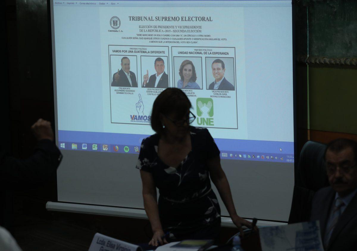 ¿Influye en los electores la posición en la que aparecerán los candidatos en papeleta de la segunda vuelta electoral?