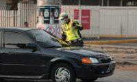 La PMT volverá a lanzar los operativos de cero tolerancia a conductores en estado de ebriedad. ( Foto Prensa Libre: Hemeroteca)