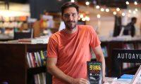 Javier Santaolalla, cient'fico y escritor espa–ol.        Fotograf'a Esbin Garc'a  15-07-2019
