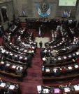 Los diputados presentaron un punto resolutivo relacionado al Coronavirus (Foto Prensa Libre: Hemeroteca PL)