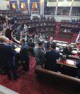 Las propuestas de la mesa de diálogo para las modificaciones del presupuesto 2021 se conocerán en la tercera semana de diciembre y se presentarán al Congreso. (Foto Prensa Libre: Hemeroteca)