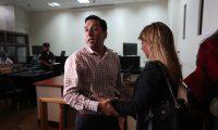 Tribunal de Mayor Riesgo A inicia la lectura de la sentencia, Caso Odebrecht, el acusado Juan Molina Coronado (exabogado de Alejandro Sinibaldi).   Fotograf'a: Erick Avila.                   22/07/2019
