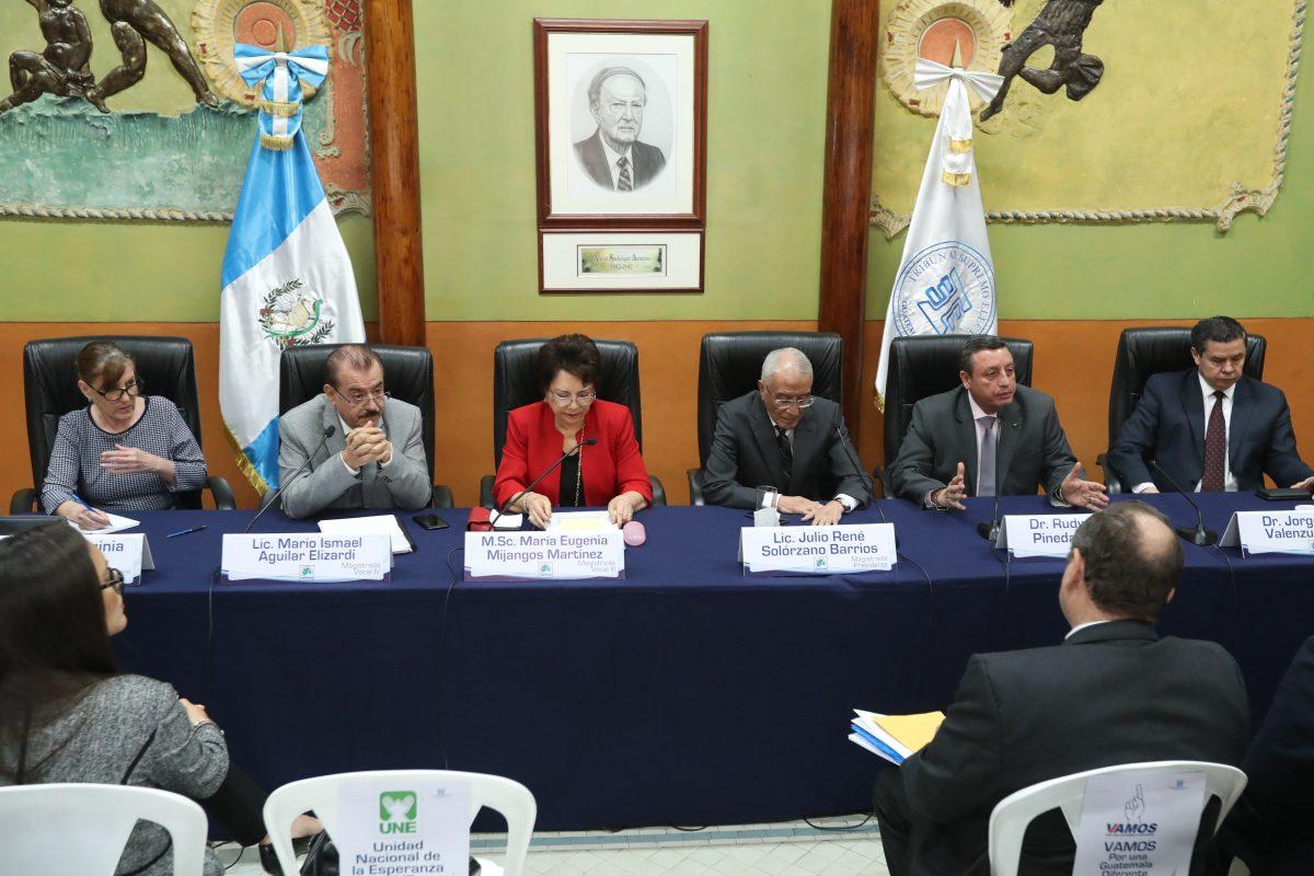TSE amplía plazo para recibir propuestas de reforma electoral