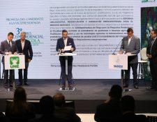 El TSE pretendía limitar los foros de candidatos para las elecciones de 2019. (Foto Prensa Libre: Hemeroteca)