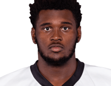 Kendrick Norton se accidentó la madrugada de este jueves y los Miami Dolphies lamentan la amputación del brazo izquierdo. (Foto Prensa Libre: Cortesía NFL)
