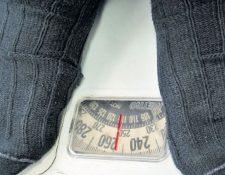 La obesidad ha sido calificada como una epidemia en América Latina y El Caribe. (Foto Prensa Libre: Hemeroteca PL).