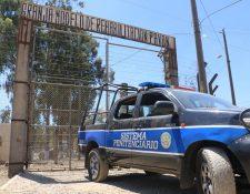 Granja de Rehabilitación Penal donde se registraron los disturbios. (Foto Prensa Libre: SP).