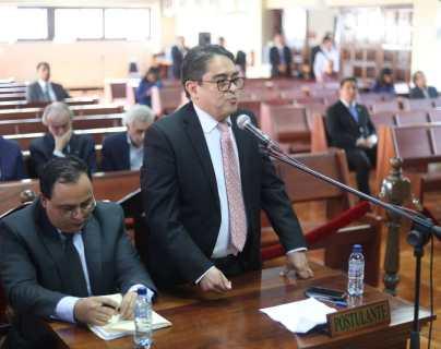 En vista pública PDH pide que CC otorgue amparo definitivo de caso de permanencia de la Cicig