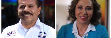 Juan Fernando López, alcalde electo de Xela, dará su apoyo en la segunda vuelta a Sandra Torres, presidenciable de la UNE. (Foto Prensa Libre: Cortesía)