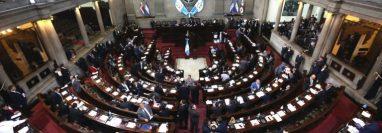 Cinco de los siete diputados por Quetzaltenango llegan por primera vez al Congreso de la República. (Foto Prensa Libre: Hemeroteca PL)