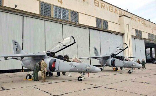 """MP afirma que """"no hubo detrimento al patrimonio"""" por los aviones Pampa III"""