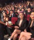 Megan Rapinoe ha sido el centro de las críticas por un video que circula en redes sociales. (Foto Prensa Libre: Twitter)