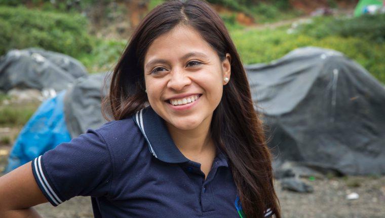 La cobanera Kimberly Caal protagoniza 142 pulsaciones, que refleja la falta de acceso a la educación en Guatemala. (Foto Prensa Libre: Cortesía de Coni).