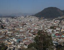 El Plan de Ordenamiento Territorial prevé que la ciudad de Quetzaltenango sea en el 2050 una metrópoli más humana y eficiente. (Foto Prensa Libre: Mynor Toc)