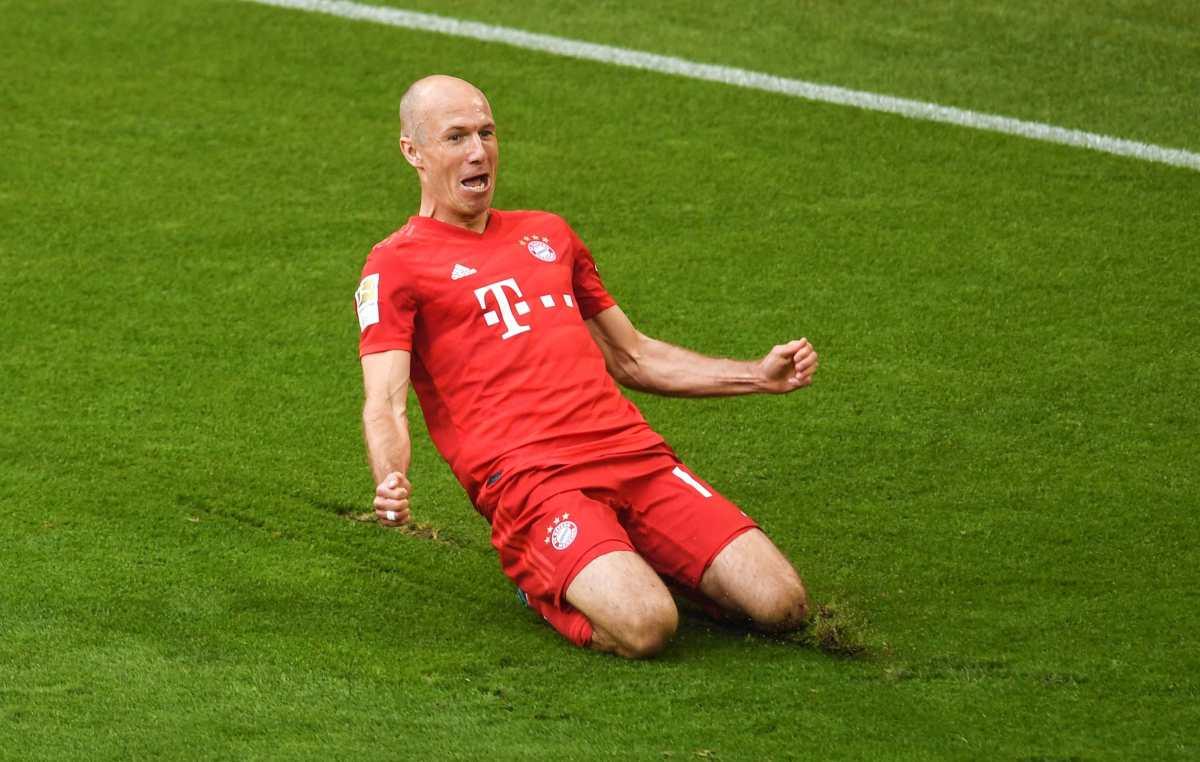 Arjen Robben cuelga sus botines a los 35 años