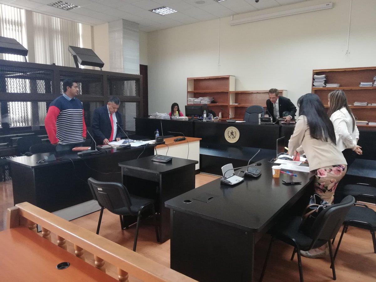 Rudy Gallardo quien dirigió el Registro Nacional de las Personas es beneficiado con arresto domiciliario