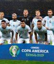 Las autoridades del futbol argentino culpan al árbitro ecuatoriano Roddy Zambrano por la derrota contra Brasil, en la semifinales de la Copa America 2019 (Foto Prensa Libre: AFP)